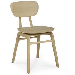Oak Pebble Dining Chair