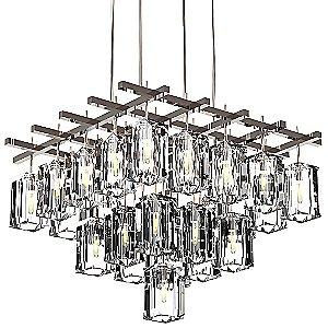 Monceau Chandelier by Fine Art Lamps