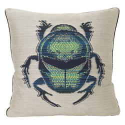 Salon Beetle Pillow