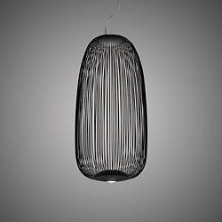 Spokes Long LED Pendant
