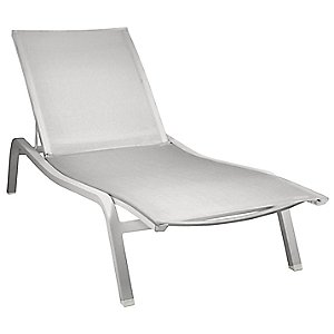 Alize XS Adjustable Sunlounger by Fermob