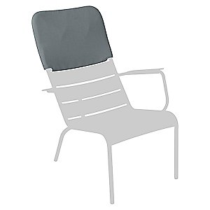 Luxembourg Low Armchair Headrest by Fermob