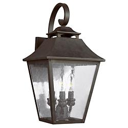 Galena Outdoor Wall Sconce