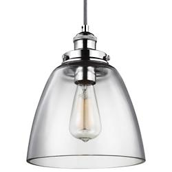 Baskin Dome Nickel Pendant