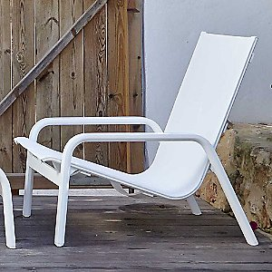 Stack High Back Lounge Chair by Gandia Blasco