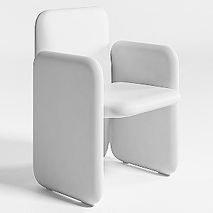 Big Armchair by Gandia Blasco