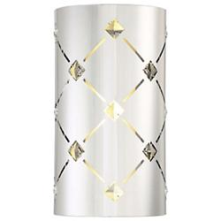 Crowned LED Wall Sconce