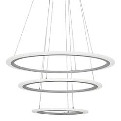 Discovery 3-Ring LED Pendant