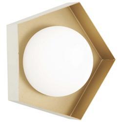 Five-O LED Wall Sconce