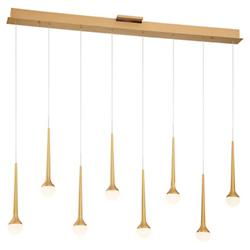 Honey Drip LED Linear Suspension