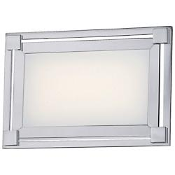 Framed LED Wall Sconce