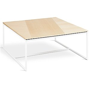 Tobias Square Coffee Table by Gus Modern