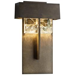 Shard Large LED Outdoor Wall Sconce