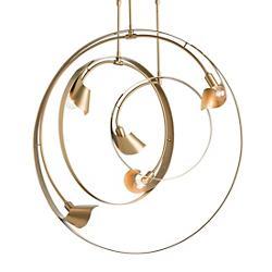 Orion 3-Pipe Triple Pendant
