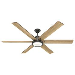 Warrant LED Ceiling Fan