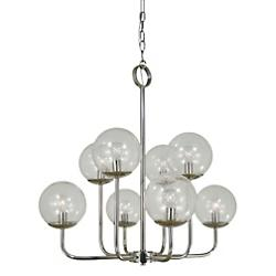 Jupiter 10-Light Chandelier