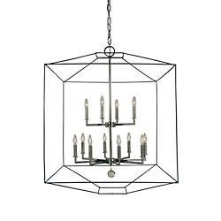 Isabella Two Tier Chandelier