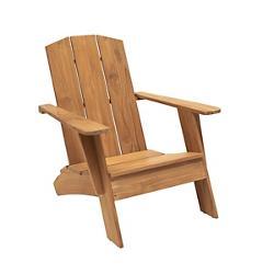 Bainbridge Teak Outdoor Adirondack Chair