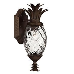Plantation Outdoor Wall Sconce