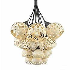 Edie 19 light Multi Tier Chandelier