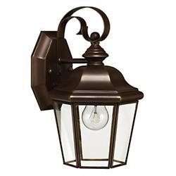 Clifton Park Outdoor Lantern Wall Sconce