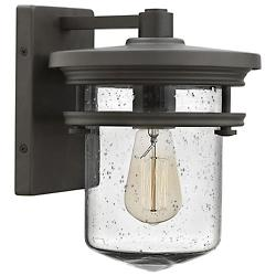 Hadley Small Outdoor Wall Sconce