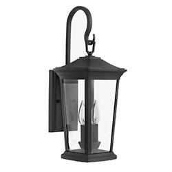 Bromley Outdoor Lantern Wall Sconce