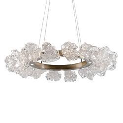 Blossom LED Ring Chandelier