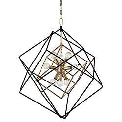 Roundout Multi-Cube Pendant