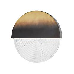 Walden Round LED Wall Sconce