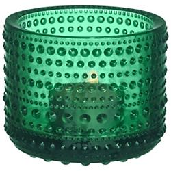 Kastehelmi Emerald Tealight Holder