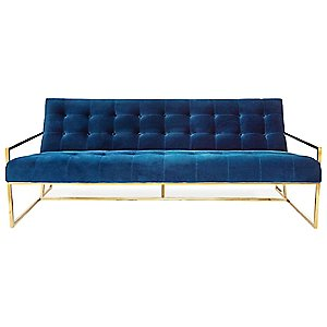 Goldfinger Apartment Sofa by Jonathan Adler