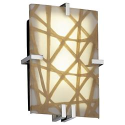 3form Clips Rectangle Wall Sconce