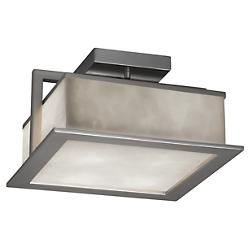 Clouds Laguna LED Outdoor Flushmount