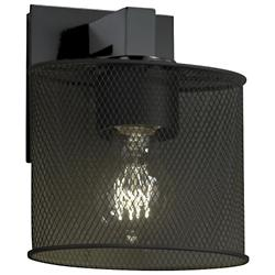 Wire Mesh Modular Oval Wall Sconce