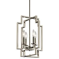 Downtown Deco Foyer Pendant