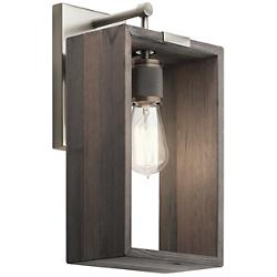 Industrial Frames Wall Sconce