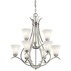 Keiran 2-Tier Chandelier