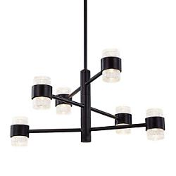 Copenhagen LED Outdoor 3-Tier Chandelier