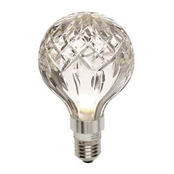 Replacement Glass for Crystal Bulb Pendant