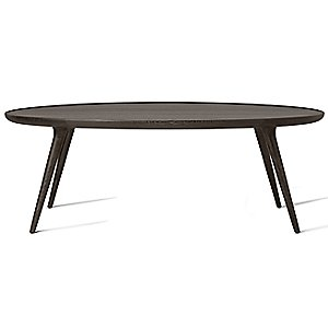 Accent Oval Coffee Table by Mater