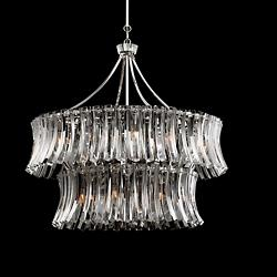 Elegance Royale Two Tier Chandelier