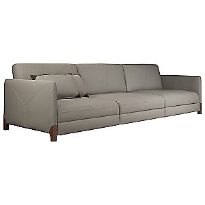 Lafayette Three Seat Sofa by Modloft