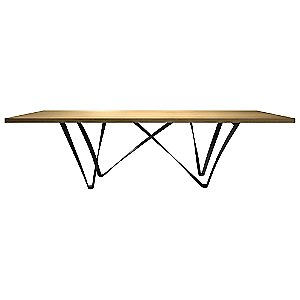 Genoa Dining Table by Modloft