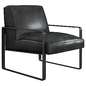 Kenmare Leather Armchair by Modloft