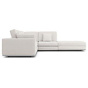 Perry Preconfigured 1 Arm Corner Sectional Sofa by Modloft