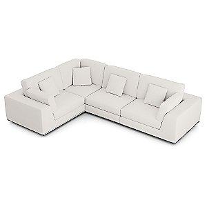 Perry Preconfigured L Sectional Sofa by Modloft