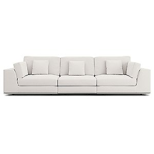 Perry Preconfigured Three Seat Sofa by Modloft