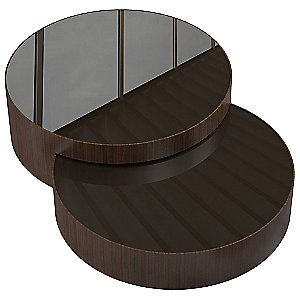 Berkeley Nesting Coffee Table by Modloft
