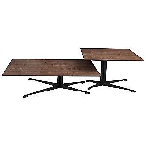 Hudson Nesting Coffee Table Set by Modloft